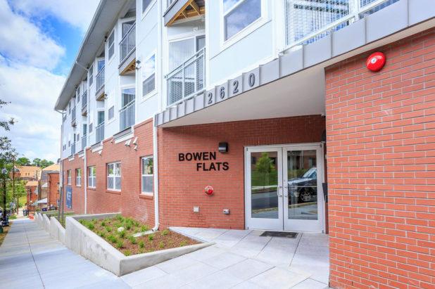 Bowen Flats (Anacostia, DC)